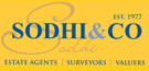 Sodhi and Co, Leicester branch logo
