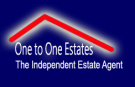 One-to-One Estates, London branch logo
