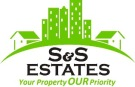 S & S Estates, Manchester branch logo