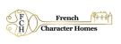 French Character Homes, Pyrenees Atlantic logo