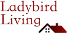Ladybird living, London  logo
