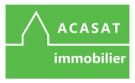 Acasat Immobilier, Occitanie logo