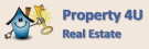 Property 4U Real Estate, Corfu logo