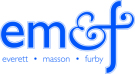 EM&F Group, Milton Keynes branch logo