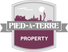 Pied-A-Terre Property, Emsworth branch logo