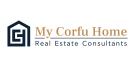 My Corfu Home, Corfu logo