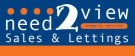 Need 2 View, Nottingham logo