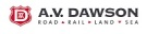 A.V.DAWSON LIMITED, Middlesborough branch logo