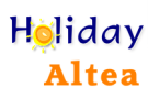 Holiday Altea, Alicante logo