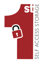 1st Self Access Storage ltd, Birmingham branch logo