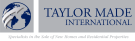 Taylor Made International, Milton Keynes, UK logo