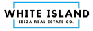 WHITE ISLAND , Baleares logo