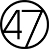 47 Dean Street, London branch logo