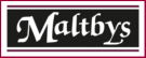 MALTBYS, East Sussex branch logo