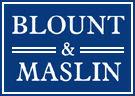 Blount & Maslin, Malmesbury branch logo