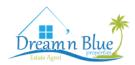Dream'n Blue Properties, Albaida logo
