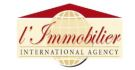 L'Immobilier Int Agency, Limeuil logo