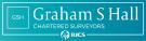 Graham S Hall Chartered Surveyors, Durham branch logo