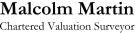 Malcolm Martin Chartered Valuation Surveyor, London details