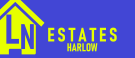 L N Estates, Old Harlow branch logo
