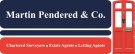 Martin Pendered & Co, Wellingborough branch logo