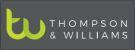 Thompson & Williams , Ruislip branch logo