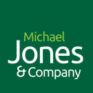 Michael Jones & Company, Commercial logo