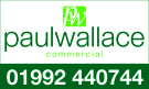 Paul Wallace Commercial logo