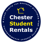 Chester Student Rentals, Chester branch logo