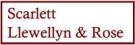 Scarlett, Llewellyn and Rose , Bath branch logo