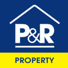 P and R Property logo