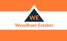 WOODHAM ESTATES logo