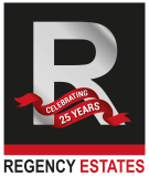 Regency Estates, Horwich logo