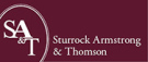 Sturrock, Armstrong and Thomson, Edinburgh details