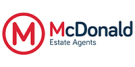 McDonald & Company, Blackpool branch logo