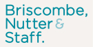 Briscombe, Nutter & Staff, Worsley logo