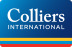 Colliers International, New Homes West logo