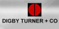 Digby Turner & Co, Usk logo