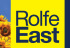 Rolfe East, Ealing - International logo