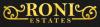 RONI ESTATES LTD, London logo