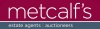 Metcalf's Estate Agent, Blackpool logo