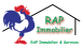 RAP Immobilier, Rhône Alpes logo