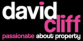 David Cliff, Binfield logo