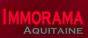 Immorama Entredeuxmers Gensac, Gironde logo