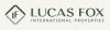 Lucas Fox Spain, Barcelona logo