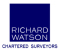 Richard Watson, Chartered Surveyors, English Harbour, Antigua logo