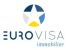 Agence Eurovisa, Evian logo
