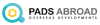 Pads Abroad Ltd., Blackburn logo