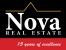 Nova Real Estate, Attica logo