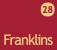 Franklins, Co Donegal logo
